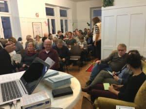"""Treffen Grätzelverein """"Mitten in Hernals"""" @ Grätzeltreff"""